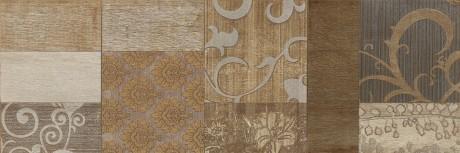110a Dekoor Code 519 pastoral beige/brown 1 30x90 - Hansas Plaadimaailm