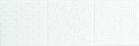 79 Esencia relieve blanco 10x30 - Hansas Plaadimaailm