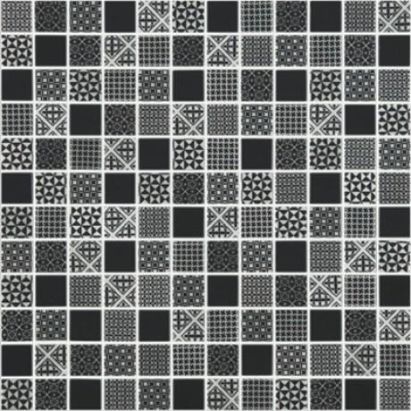 Mo Born Black 2,5x2,5 - Hansas Plaadimaailm