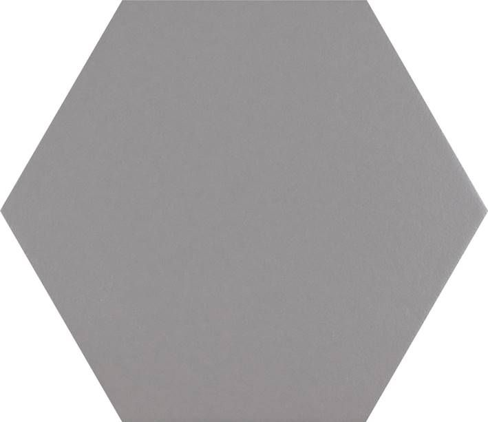 Basic grey hex 21x25 R9 - Hansas Plaadimaailm