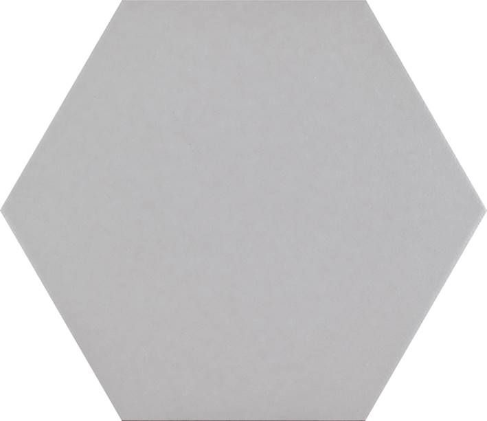 Basic silver hex 21x25 R9 - Hansas Plaadimaailm