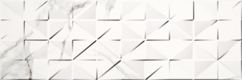 Cavan Calacatta Mosaic glossy 20x60 - Hansas Plaadimaailm