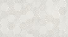 Grafen RM-8297 hexagon white 30x60 - Hansas Plaadimaailm