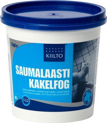 Kiilto vuugitäidis 11 nat.valge 1kg - Hansas Plaadimaailm