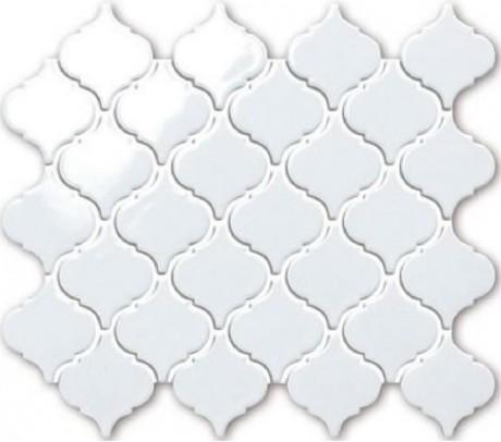 LANTERN WHITE GLOSSY HWA6470 52x52mm - Hansas Plaadimaailm