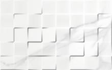 Pune blanco mosaic mate 25x40 - Hansas Plaadimaailm