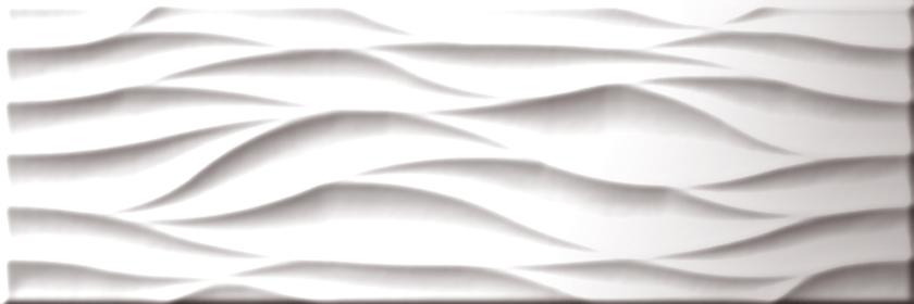 Waves blanco 20x60 - Hansas Plaadimaailm