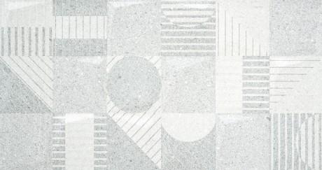 Dicot mosaic perla mate rect. 33,3x63 - Hansas Plaadimaailm