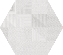 Hex Atlanta GEO white R9 21x25 - Hansas Plaadimaailm