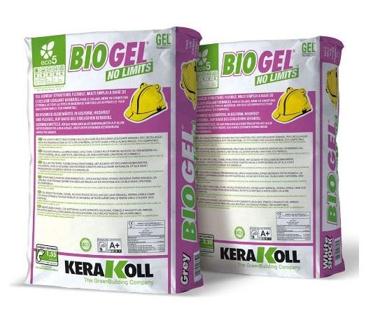 Biogel no limits white 25kg - Hansas Plaadimaailm