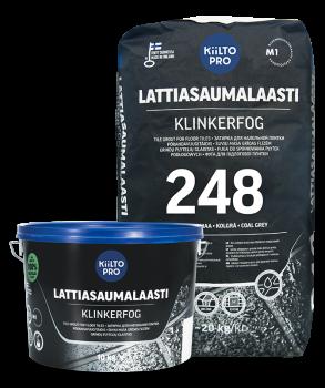 Kiilto vuugitäidis 238 hallik.pruun 3kg - Hansas Plaadimaailm