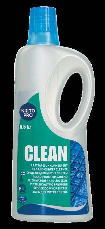 Kiilto Clean plaaditud pinna hooldusvahed 500ml - Hansas Plaadimaailm