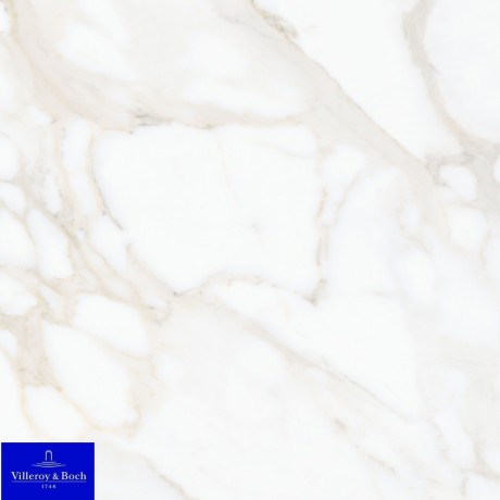 Nocturne white gold polished 2660-ZN2P rect. 60x60x1 - Hansas Plaadimaailm