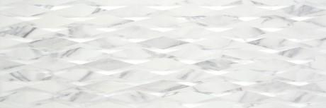 Allison mosaic blanco satinado rect. 40x120 - Hansas Plaadimaailm
