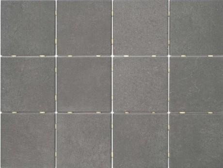 Mosaiik Raw tech anthrazite R10 9,7x9,7x0,75 - Hansas Plaadimaailm