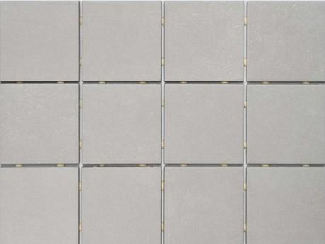 Mosaiik Raw tech grey R10 9,7x9,7x0,75 - Hansas Plaadimaailm