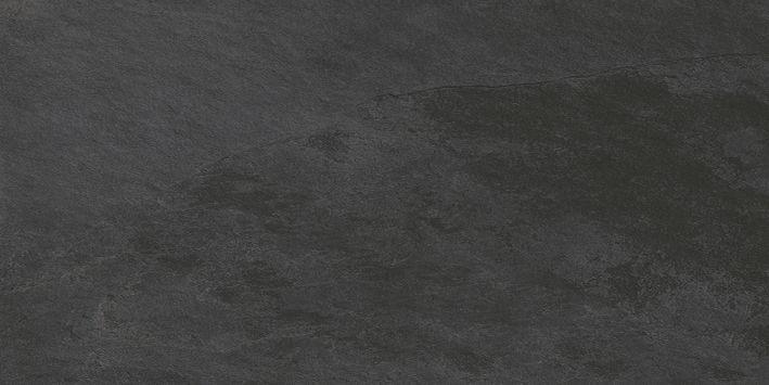 Gateway midnight black 2539-SR90 R10/A rect. 30x60x1 II sort - Hansas Plaadimaailm