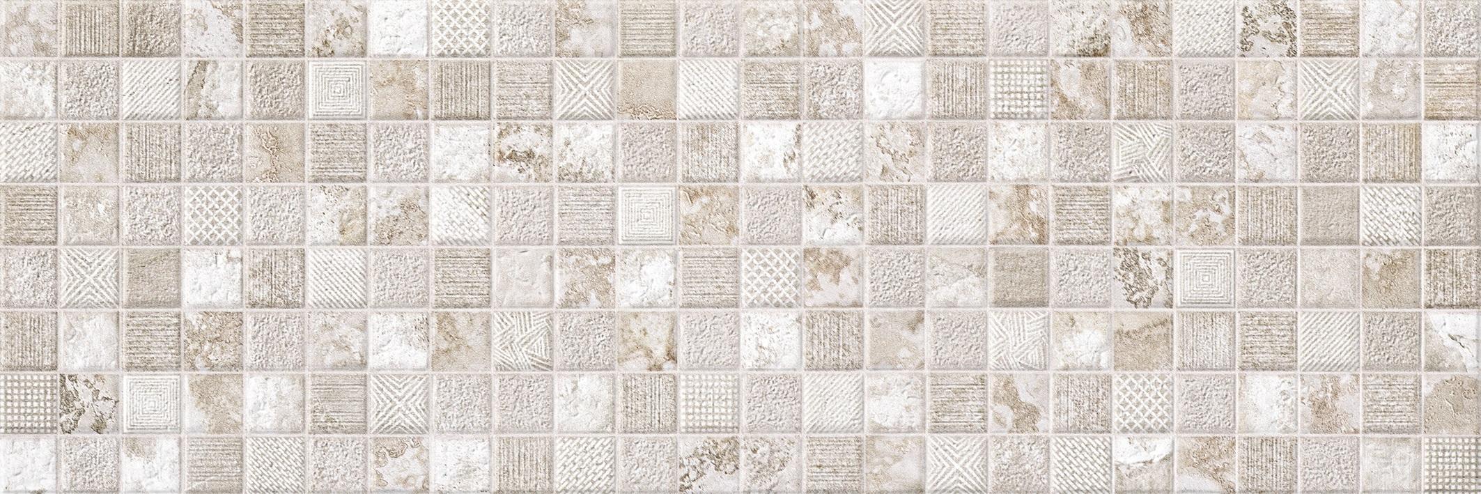 Relieve Mosaico Adda marfil 20x60x0,83 - Hansas Plaadimaailm