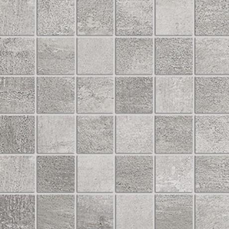 Mosaiik Uphill hellgrau UPH7100 R10/B 5x5 - Hansas Plaadimaailm