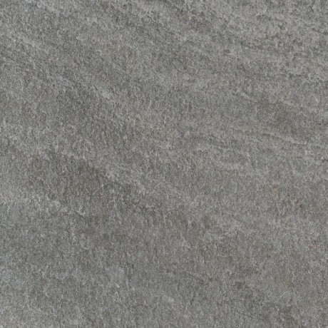 Quarzite soft multigrey 18273 R10/B rect. 80x80x0,95 I sort - Hansas Plaadimaailm