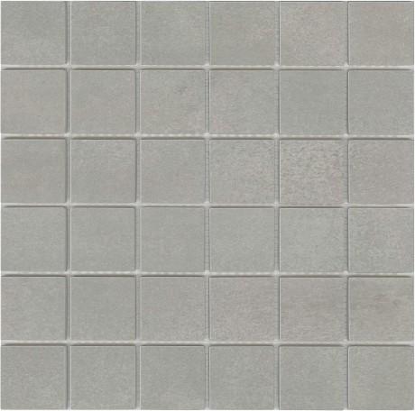 Mosaiik Felino grau 2FEL-0170-5B-10 R10/B 5x5x0,6cm (298x298mm) - Hansas Plaadimaailm